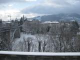 Bern.Kirchenfeldbrucke