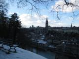 Bern desde el otro lado del Aare