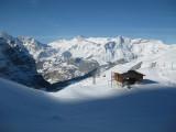 Kleine Scheidegg subiendo al Jungfrau
