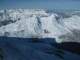 Vista desde la Estación Eigerwand