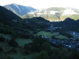 Ordino. Vista desde L´ Hotel Babot