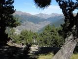 Vista des del Bony de Les Neres