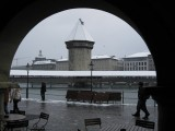 Luzern. Kapellbrucke