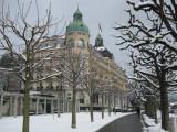 Luzern. Nationalquai