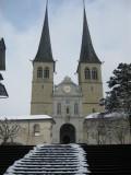 Luzern.Hofkirche