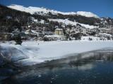St.Moritz y el St. Moritzersee