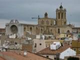 Catedral vista desde la Torre del Pretrori