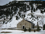 Vall de Núria. Ermita de Sant Gil