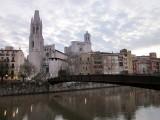 Girona. Riu Onyar