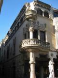 Casa Navàs. (Lluís Domènech i Montaner) .1901