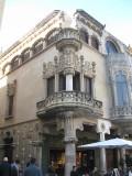 Casa Navàs. (Lluís Domènech i Montaner) 1901