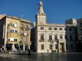 Plaça Mercadal. Ajuntament