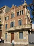 Casa Rull (Lluís Doménech i Montaner) 1900