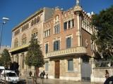 Casa Rull (Lluís Doménech i Montaner) 1900 i Casa Gasull (Lluís Domènech i Muntaner) 1911