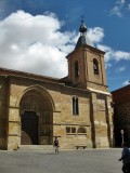 Benavente (Zamora). Iglesia de San Juan del Mercado