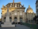 Institut de France desde el Quai Malaquais