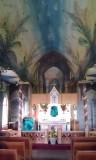 Interior St Benedict Painted Church