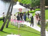The new Mr and Mrs @ Kahala Mandarin Hotel