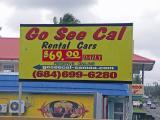 Car rental cost