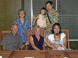 Family with Bill and Jan Reger
