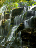 Waterfalls of North Carolina, South Carolina and Tennessee