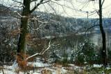 le lac de pierre-percée.