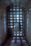 la porte de prison