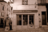 old store in Loches.