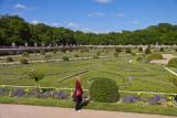 les jardins du Chateau de Chenonceau