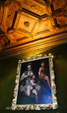 teaching of love by Correggio