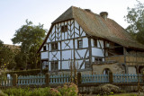 old alsatian house (XV ou XVI siecle)