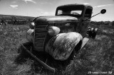 Experiments In Black & White 1938 Chevrolet 1 1/2 Ton