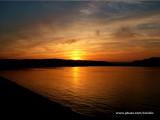 Zalazak sunca nad Dunavom / Romantic Sunset over Danube