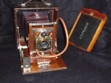 1912 Conley 4x5 Camera