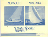 Hinterhoeller Yachts & NONSUCH sailboats