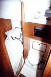 shower & head compartment to strbd