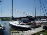 stern to at Port Darlington, Lake Onatrio