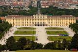 Schloss Schönbrunn ( Schoenbrunn ) - Wien, Austria