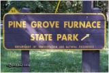 Pine Grove Furnace State Park, PA