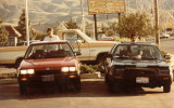 Mike, Roy and Hondas