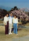 Karin, Dad, Fran