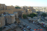 jaisalmer-from our hotel in the fort