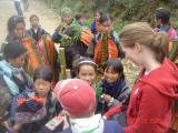 red zhao minority people