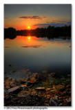 Vertical Sunset
