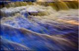Colorful Waterfall ...