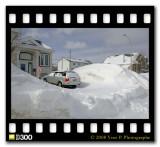 Snowstorms in Québec Canada  ...