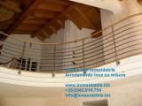 balaustra inox e legno lavorato su misura sagomato per casa soppalco_1_1.jpg