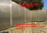 recinzione inox su disegno