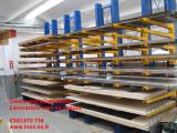 Laboratorio lavorazione acciaio inox su misura a Morbegno sondrio