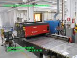 Laboratorio lavorazione acciaio inox su misura laser